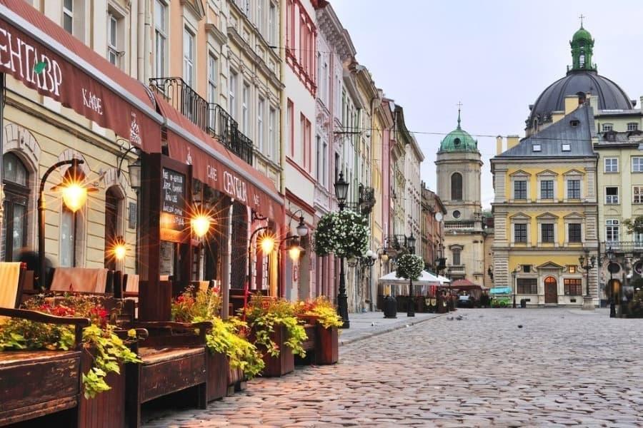 Будинок пристарілих у Львові